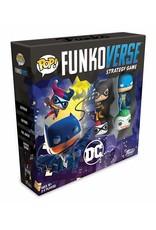 FUNKO DC Comics POP! Funkoverse 100 Base Set