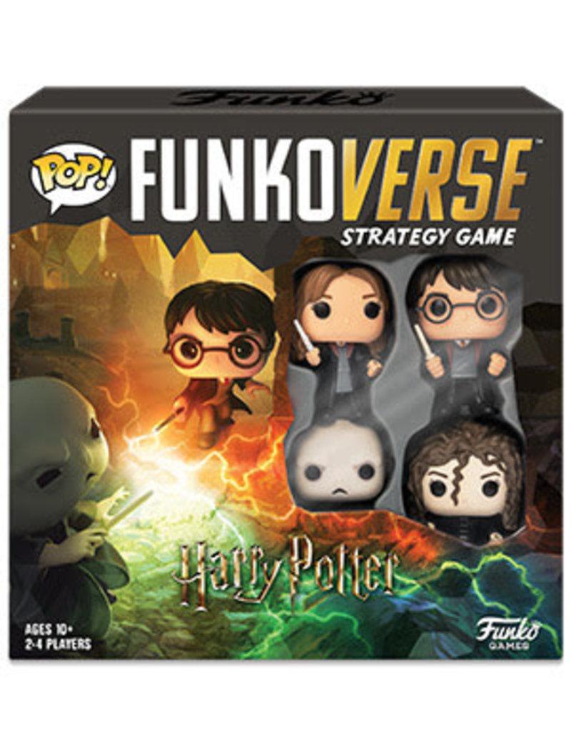 FUNKO Harry Potter POP! Funkoverse 100 Base Set