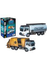 Asmodee Studios MCP NYC Commercial Truck Terrain Pack
