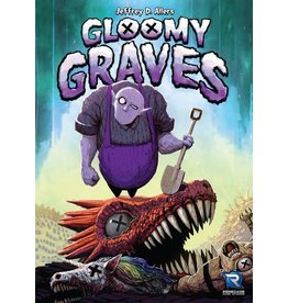 Renegade Game Studios Gloomy Graves
