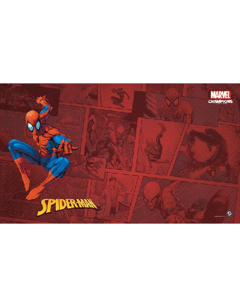 Fantasy Flight Games Marvel Champions Spider-Man Game Mat