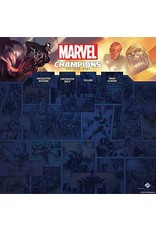 Fantasy Flight Games Marvel Champions 1-4 Player Game Mat