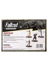 Modiphius Fallout: Wasteland Warfare Institute Core Box