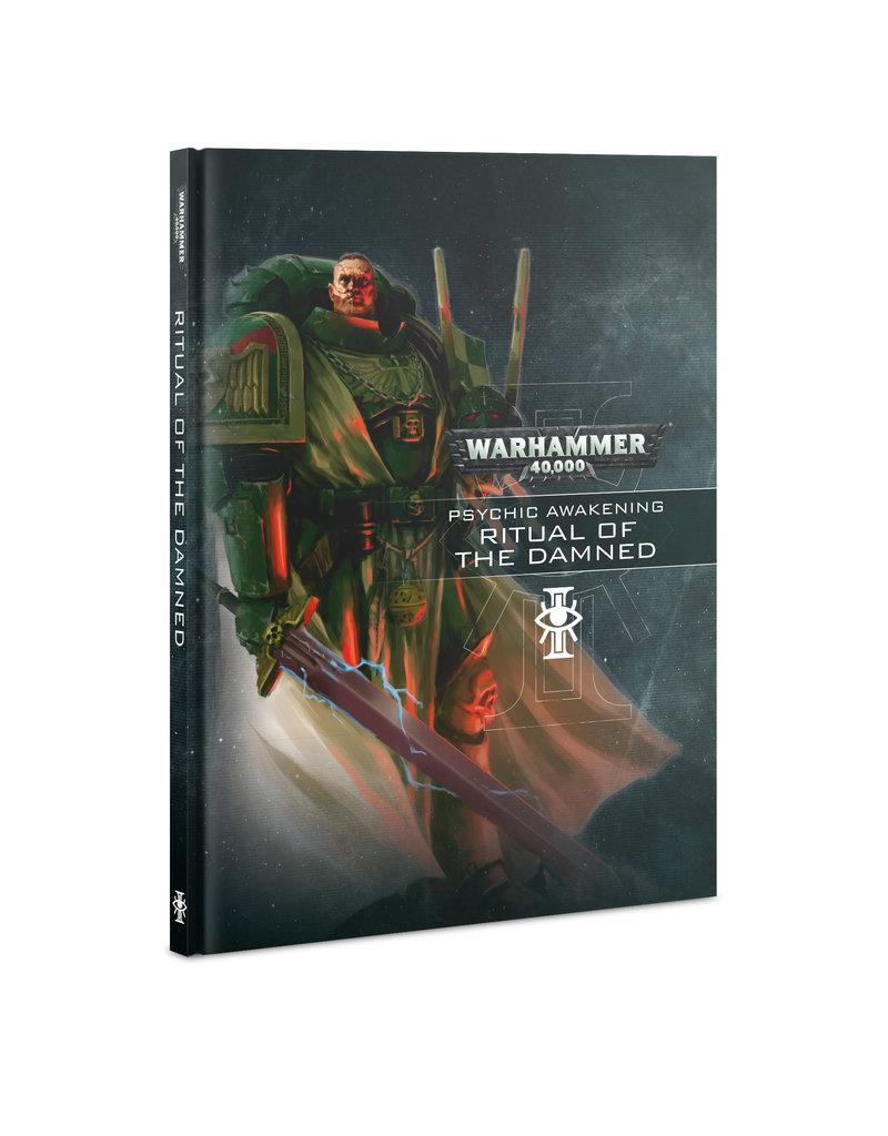 Games Workshop Psychic Awakening Ritual of the Damned