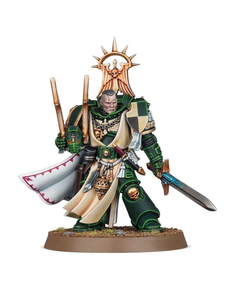 GW 40K Dark Angels Master Lazarus