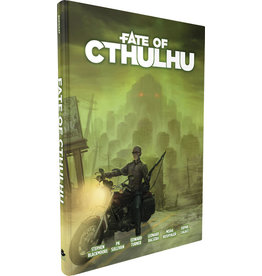 Evil Hat Productions Fate Core RPG: Fate of Cthulhu