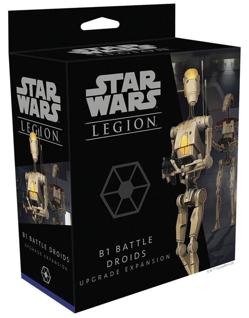 Fantasy Flight Games B1 Battle Droids Upgrade SW Legion