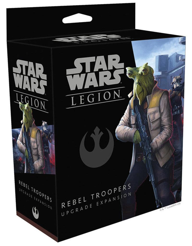 Fantasy Flight Games Rebel Troopers Upgrade SW Legion