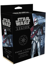 Fantasy Flight Games Star Wars Legion: Phase I Clone Troopers Upgrade