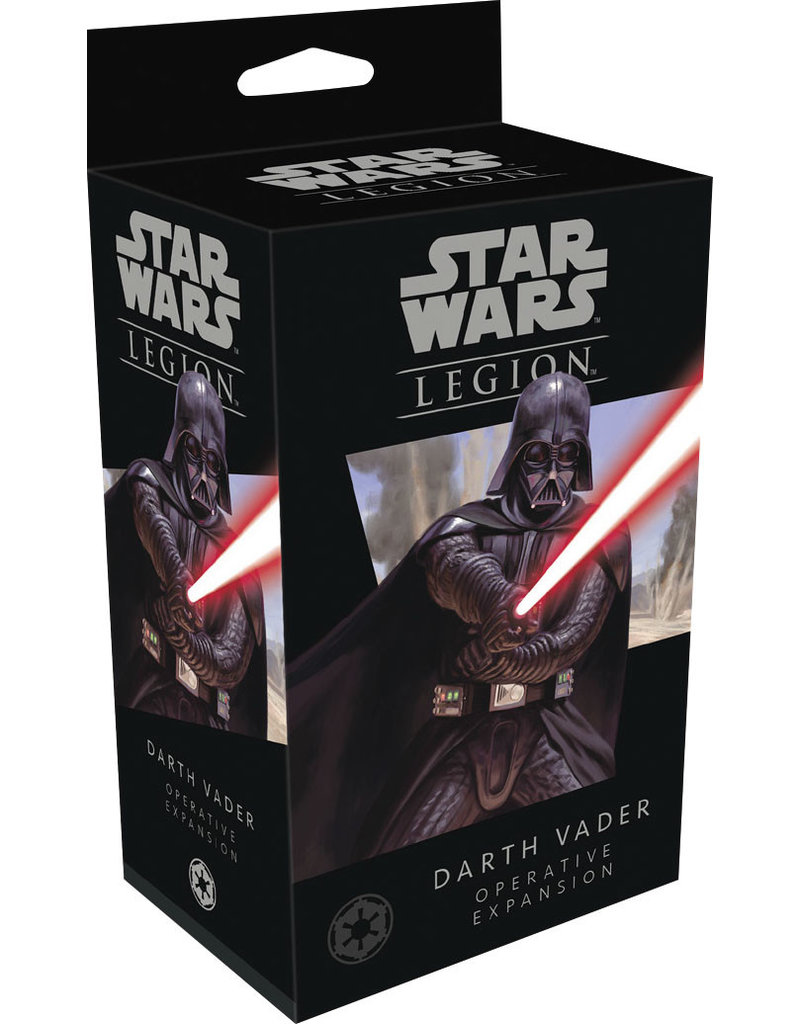 Fantasy Flight Games Darth Vader Operative SW Legion