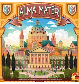 PLan B Games Alma Mater