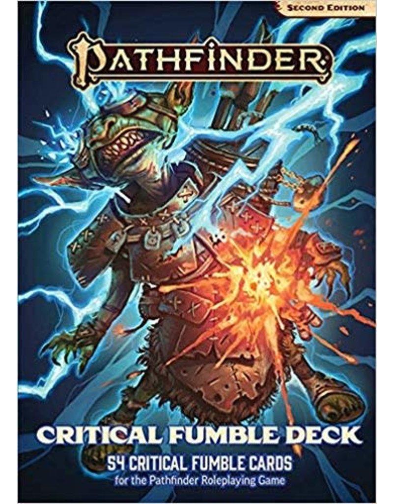 Paizo Critical Hit Deck Pathfinder RPG P2