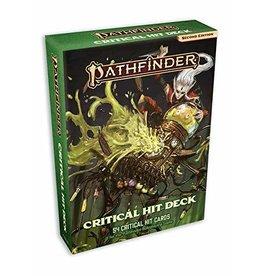 Paizo Critical Fumble Deck Pathfinder RPG P2