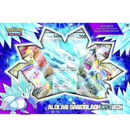 Pokemon USA Pokemon: Alolan Sandslash GX