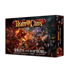GW 40K Realm of Chaos: Wrath and Rapture