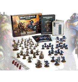 GW 40K The Warhammer 40,000 Dark Imperium