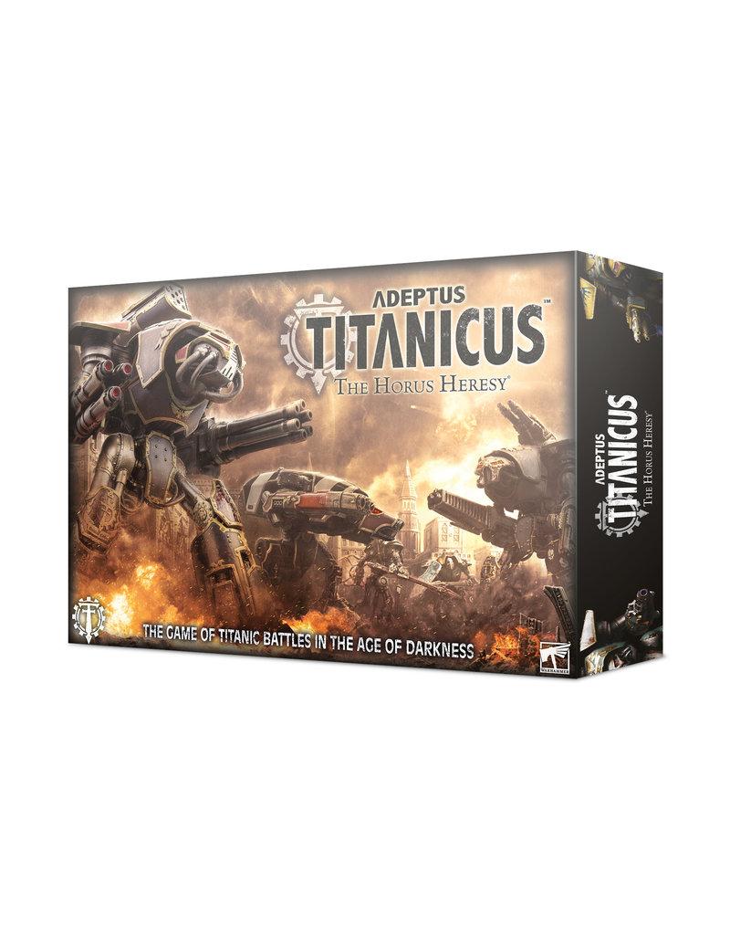 Games Workshop Adeptus Titanicus Core Game
