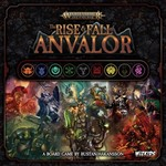 WIZKIDS/NECA WAoS The Rise & Fall of Anvalor