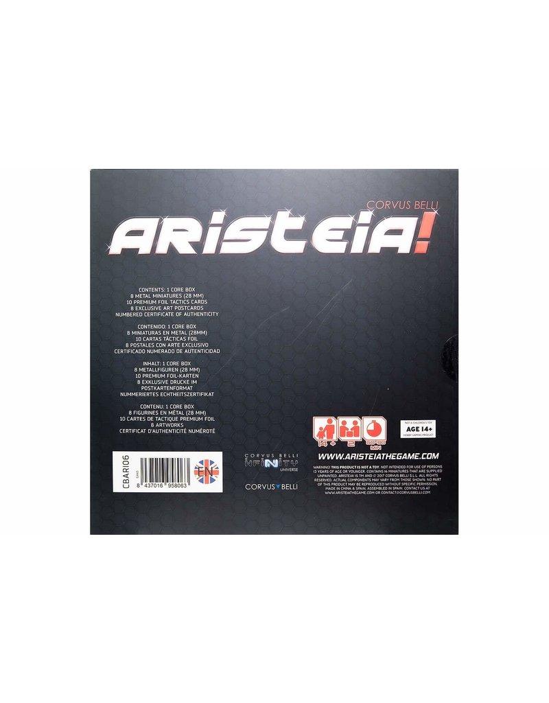 Corvus Belli S.L.L. Aristeia! Core Collectors Limited Edition