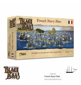 Warlord Black Seas: French Navy Fleet