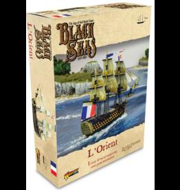 Warlord Black Seas: L'Orient