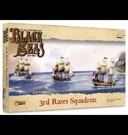 Warlord Black Seas: 3rd Rates Squadron