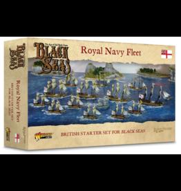 Warlord Black Seas: Royal Navy Fleet