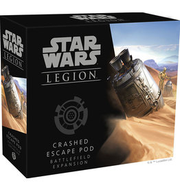 Fantasy Flight Games Crashed Escape Pod Battlefield SW Legion