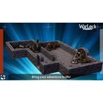 WIZKIDS/NECA WarLock Tiles Dungeon Tiles I