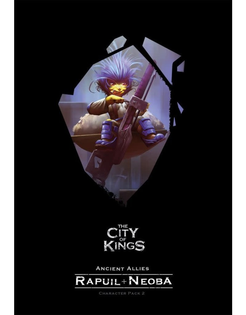 The City of Games The City of Kings: Ancient Allies #2
