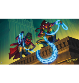 Fantasy Flight Games KeyForge Chain Gang Playmat