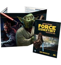 Fantasy Flight Games SW F&D RPG Game Masters Kit