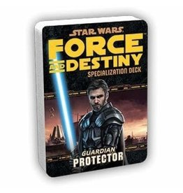 Fantasy Flight Games SW RPG Force and Destiny Protector Specialization Deck