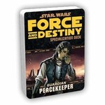 Fantasy Flight Games SW RPG FnD Peacekeeper Specialization Deck