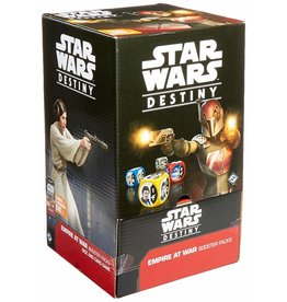Fantasy Flight Games Star Wars: Destiny Empire at War Display