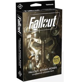 Modiphius Fallout: The Board Game - Atomic Bonds Cooperative Upgrade Pack
