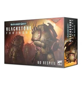 Games Workshop WQ Blackstone Fortress No Respite
