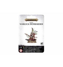 Games Workshop Skaven Warlock Bombardier