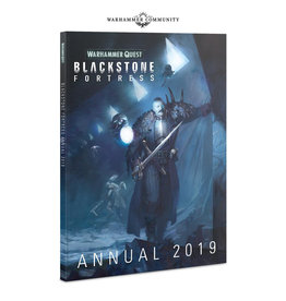 Games Workshop Blackstone Fortress Annual 2019