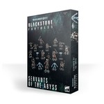 Games Workshop Blackstone Fortress Servants of the Abyss WQ