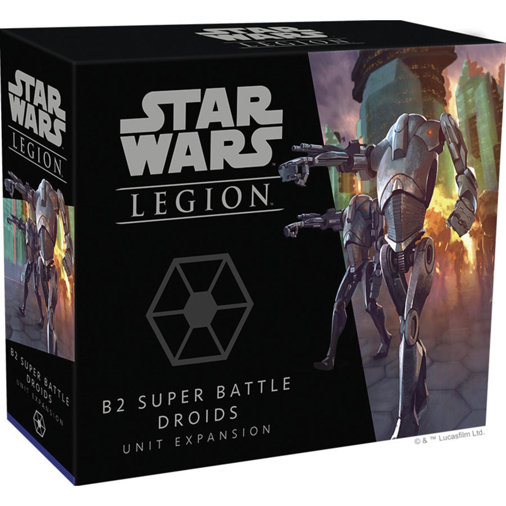 Fantasy Flight Games Star Wars Legion: B2 Super Battle Droids Unit