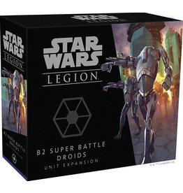 Fantasy Flight Games B2 Super Battle Droids Unit SW Legion