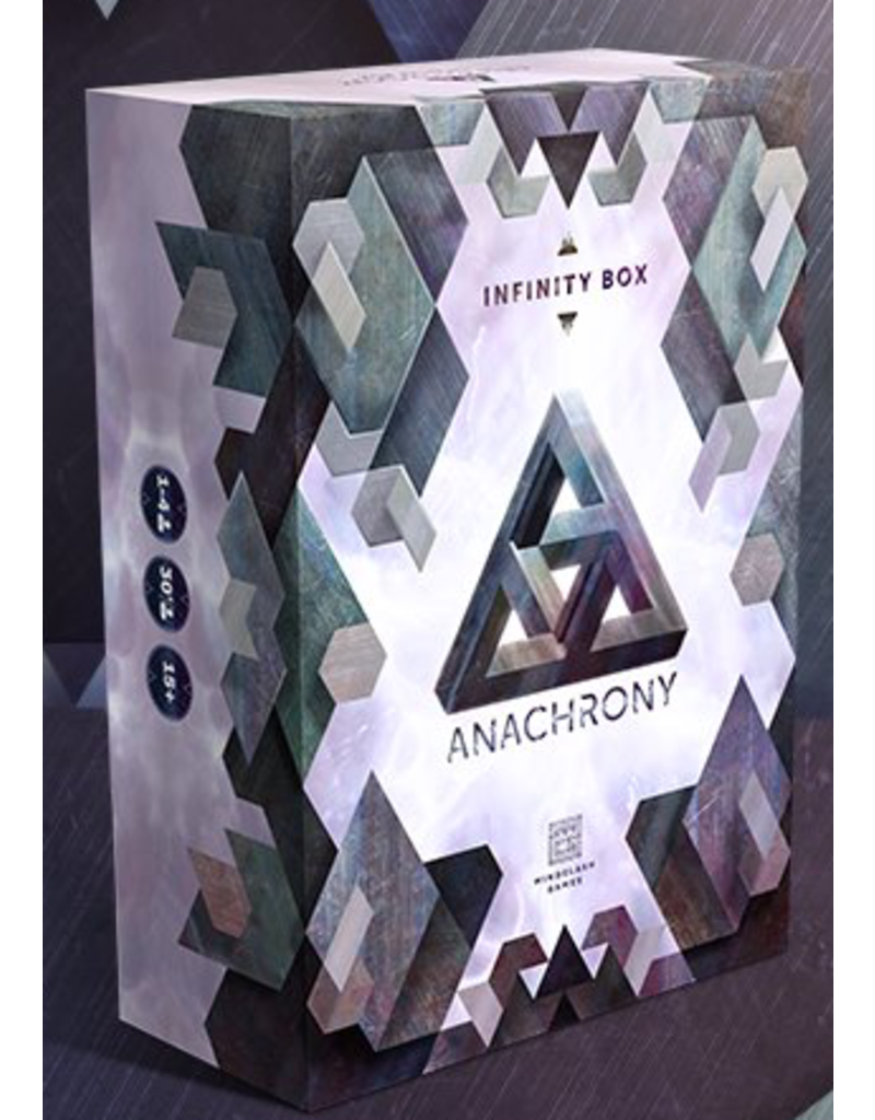 MINDCLASH GAMES LLC Anachrony Infinity Box KS