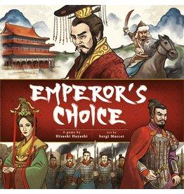 Tasty Minstrel Games Emperor's Choice Deluxe KS