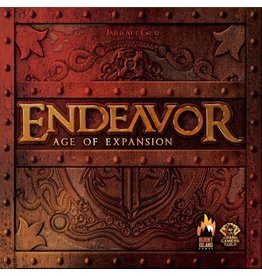 Burnt Island Games & Grand Gamers Guild Endeavor Age of Expansion KS