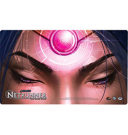 Fantasy Flight Games Netrunner LCG Feedback Filter Playmat