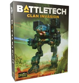 Catalyst Game Labs BattleTech: Clan Invasion KS