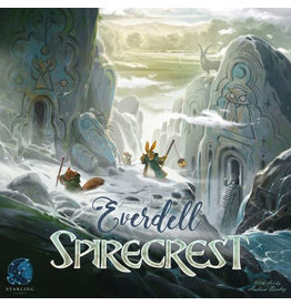 Starling Games Everdell Spirecrest