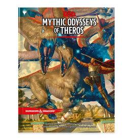 WOTC D&D D&D Mythic Odysseys of Theros