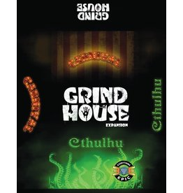 Everything EPIC Grind House Carnival and Cthulhu Expasion
